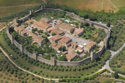 Toscana - Monteriggioni
