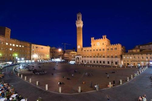 Siena by night - Toscana